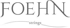 FOEHN Finest Made Japanese Quality Strings